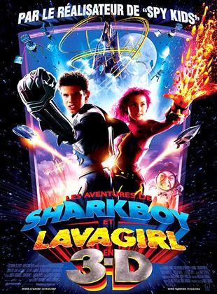 Bande-annonce Les Aventures de Shark Boy et Lava Girl