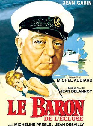Le Baron de l'écluse streaming