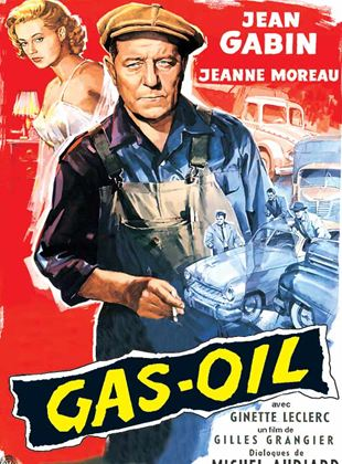 Gas-oil streaming