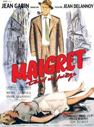 Bande-annonce Maigret tend un piège