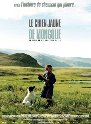 Bande-annonce Le chien jaune de Mongolie