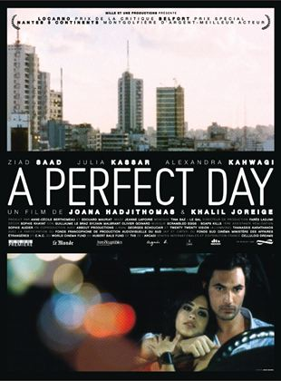 Bande-annonce A perfect day
