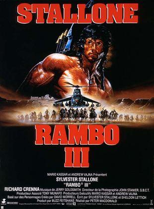 Bande-annonce Rambo III