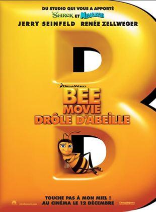 Bande-annonce Bee movie - drôle d'abeille