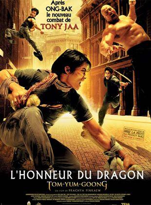 Bande-annonce L'honneur du dragon