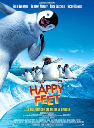 Bande-annonce Happy Feet