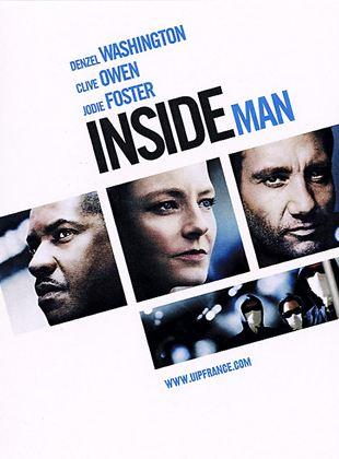 Inside Man – l'homme de l'intérieur streaming