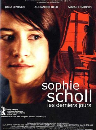 Bande-annonce Sophie Scholl les derniers jours