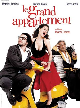 Bande-annonce Le Grand appartement