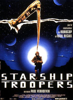 Bande-annonce Starship Troopers