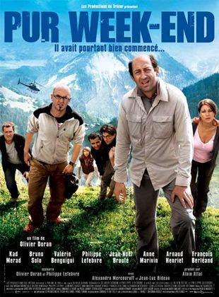 Bande-annonce Pur week-end