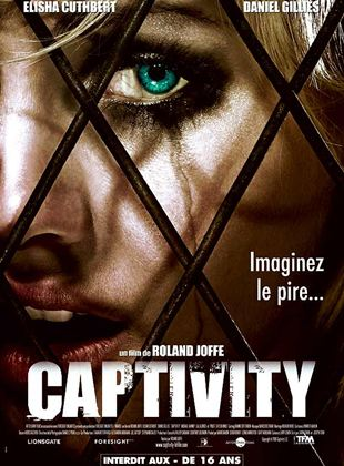 Bande-annonce Captivity