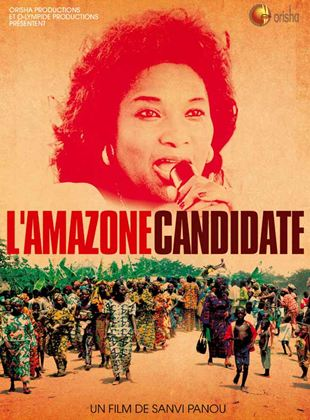 Bande-annonce L'amazone candidate