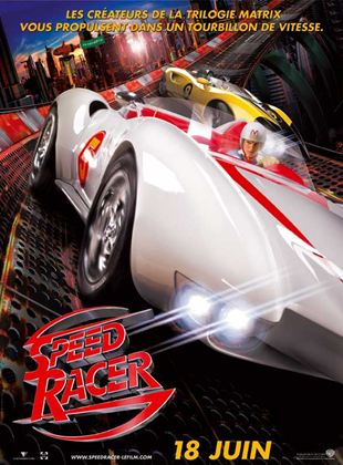 Bande-annonce Speed Racer