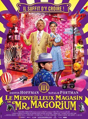 Bande-annonce Le Merveilleux magasin de Mr Magorium