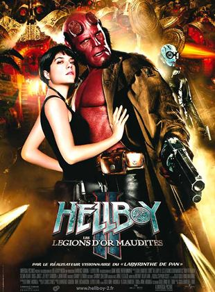 Bande-annonce Hellboy II les légions d'or maudites