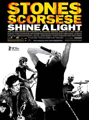 Bande-annonce Shine a Light