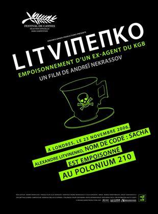 Bande-annonce Litvinenko : empoisonnement d'un ex agent du KGB