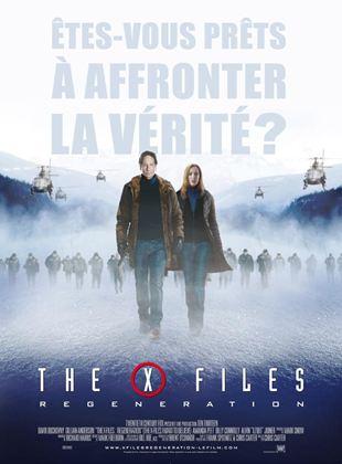 Bande-annonce X Files - Régénération