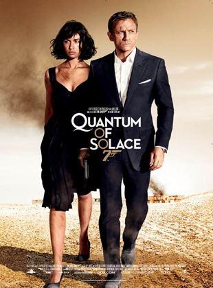 Bande-annonce Quantum Of Solace