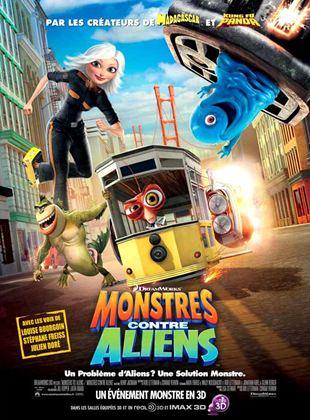 Bande-annonce Monstres contre Aliens