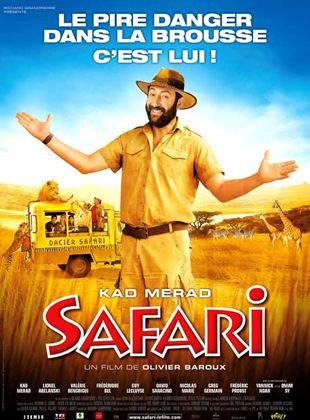 Bande-annonce Safari