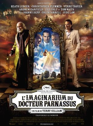 Bande-annonce L'Imaginarium du Docteur Parnassus