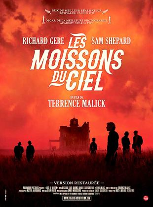 Les Moissons du ciel streaming