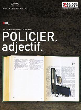 Bande-annonce Policier, Adjectif