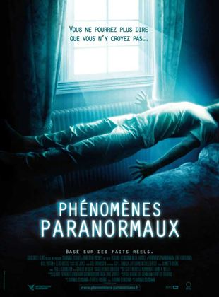 Bande-annonce Phénomènes Paranormaux