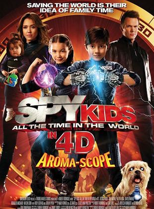 Bande-annonce Spy Kids 4: All the Time in the World