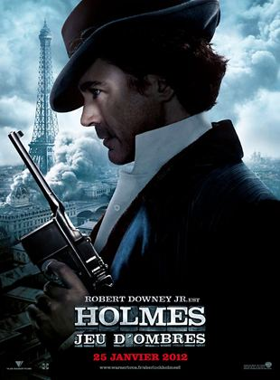 Bande-annonce Sherlock Holmes 2 : Jeu d'ombres