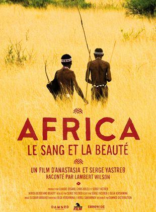 Bande-annonce Africa. Le sang et la beauté