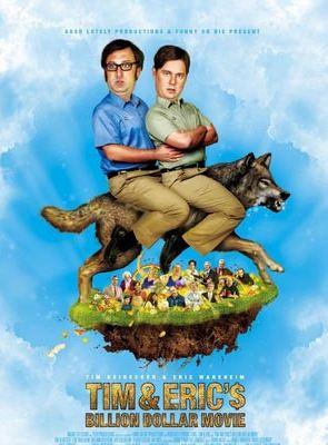 Bande-annonce Tim & Eric, le film qui valait un milliard