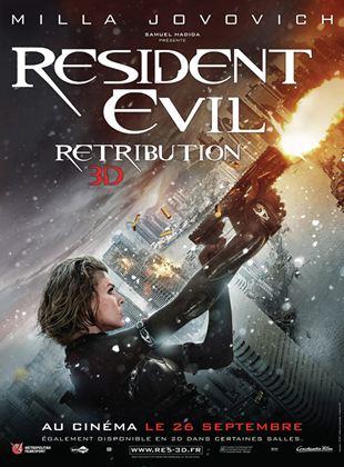 Bande-annonce Resident Evil: Retribution