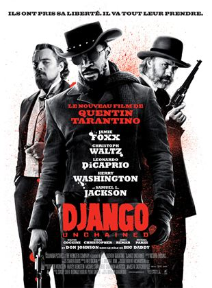 Bande-annonce Django Unchained