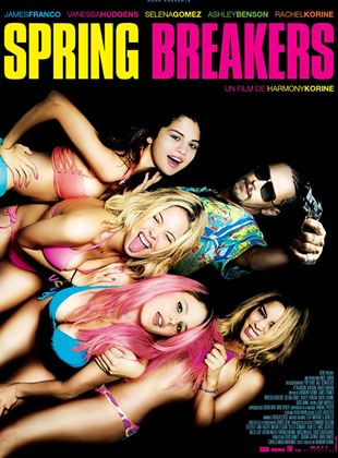 Bande-annonce Spring Breakers