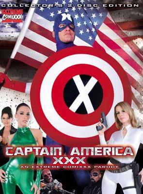 Bande-annonce Captain America XXX : An Extreme Comixxx Parody