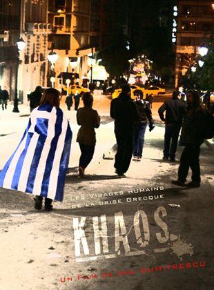 Bande-annonce Khaos, les visages humains de la crise grecque