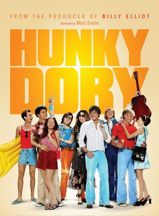 Bande-annonce Hunky Dory