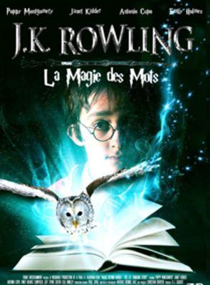 Bande-annonce JK Rowling : la magie des mots