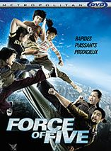 Bande-annonce Force of Five