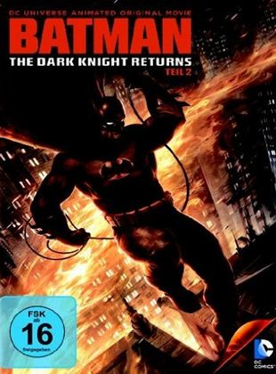Bande-annonce Batman: The Dark Knight Returns, Part 2