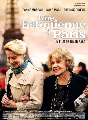 Bande-annonce Une Estonienne à Paris