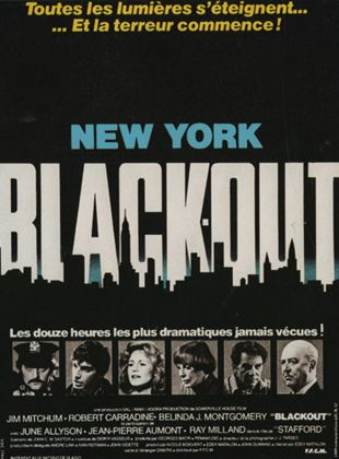 Bande-annonce Black-Out à New York