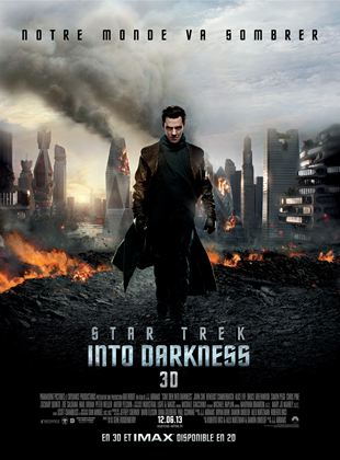 Bande-annonce Star Trek Into Darkness