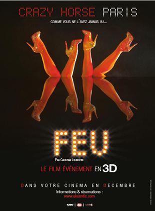 Feu - Crazy Horse Paris (Côté Diffusion)