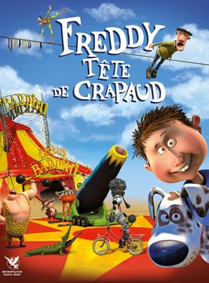 Bande-annonce Freddy tête de crapaud