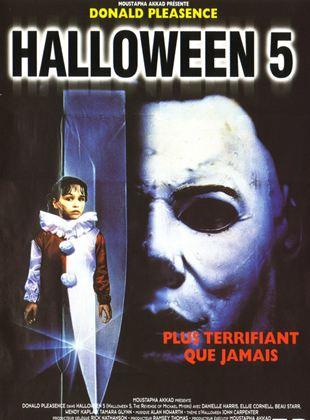 Bande-annonce Halloween 5 : La Revanche de Michael Myers