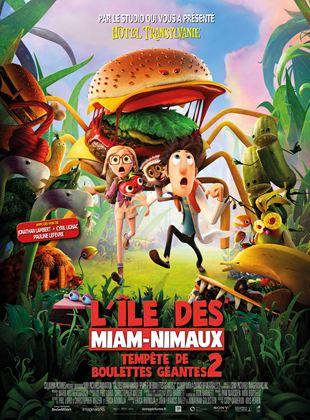 Bande-annonce L'île des Miam-nimaux : Tempête de boulettes géantes 2